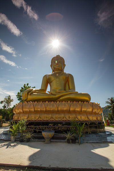Großer Buddha auf Koh Chang von Levent Weber