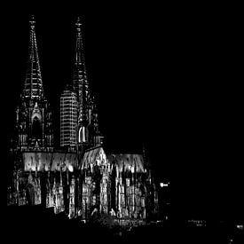 La cathédrale de Cologne sur Norbert Sülzner