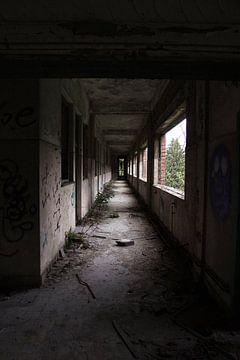Fort de la Chartreuse | Korridore 2 von Nathan Marcusse