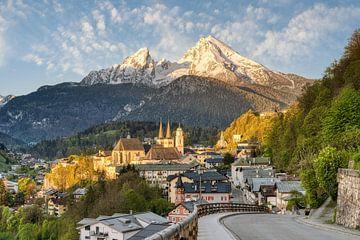 Berchtesgaden le matin