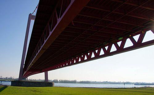 De brug bij Emmerich van