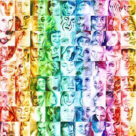 Regenboog van ART Eva Maria