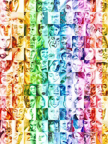 Regenbogen von ART Eva Maria