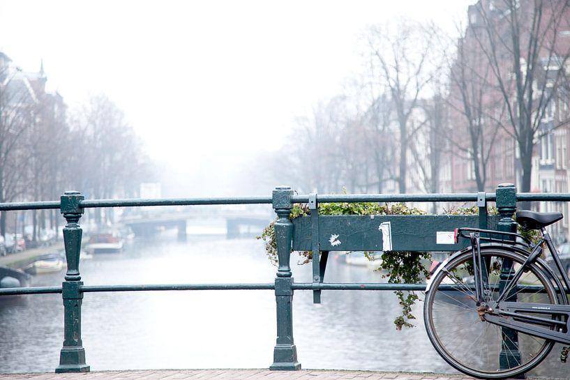 Amsterdamse grachten  sur Studio LINKSHANDIG Amsterdam