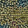 Tiefe Blöcke Raum von Groothuizen Foto Art Miniaturansicht