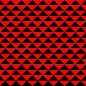schwarz und rot von Falko Follert