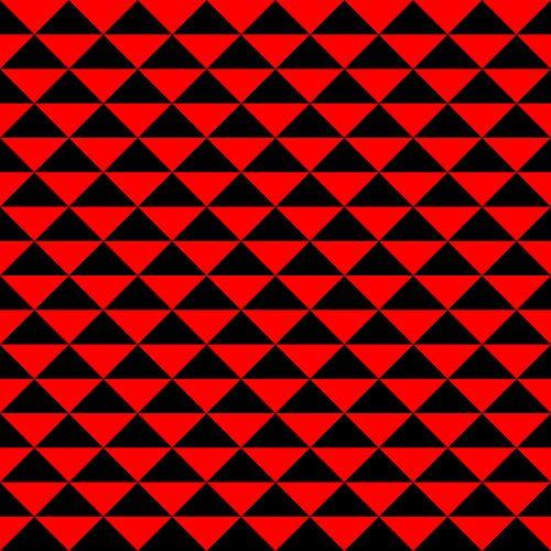 schwarz und rot von