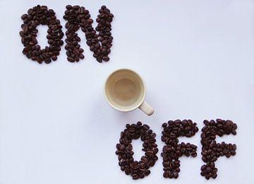 Einde van de koffietijd van Tesstbeeld Fotografie