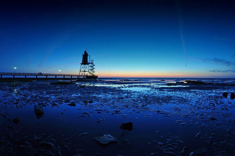 Lighthouse blues van Lex Schulte