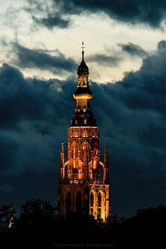 Grote Kerk Breda van TPJ Verhoeven Photography