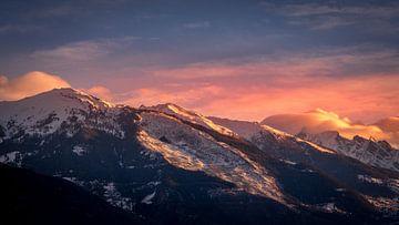 Zwitserse Alpen van Yann Mottaz Photography