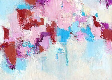 Color Blocks 8 van Maria Kitano
