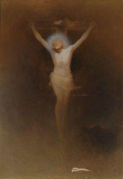 Christus am Kreuz, Karl Wilhelm Diefenbach