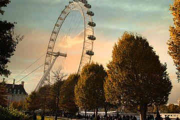 œil de Londres sur Marco & Lisanne Klooster