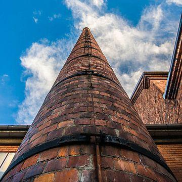 Fabrieks-schoorsteen von Ton Boertien