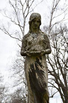 Statue van Marcel Ethner