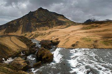Ijslands landschap van René Wolters