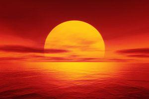 Sonnenuntergangstraum von Markus Gann