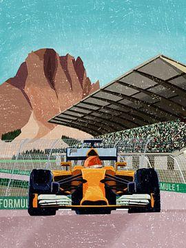 Formula 1 von Goed Blauw