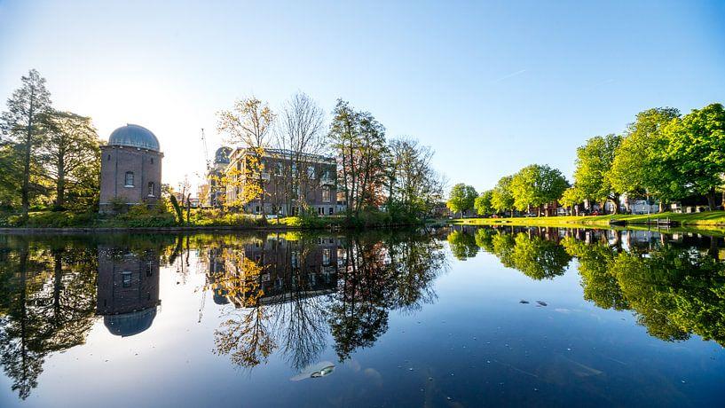 Sterrewacht, Leiden 19-04-2017 van Jordy Kortekaas