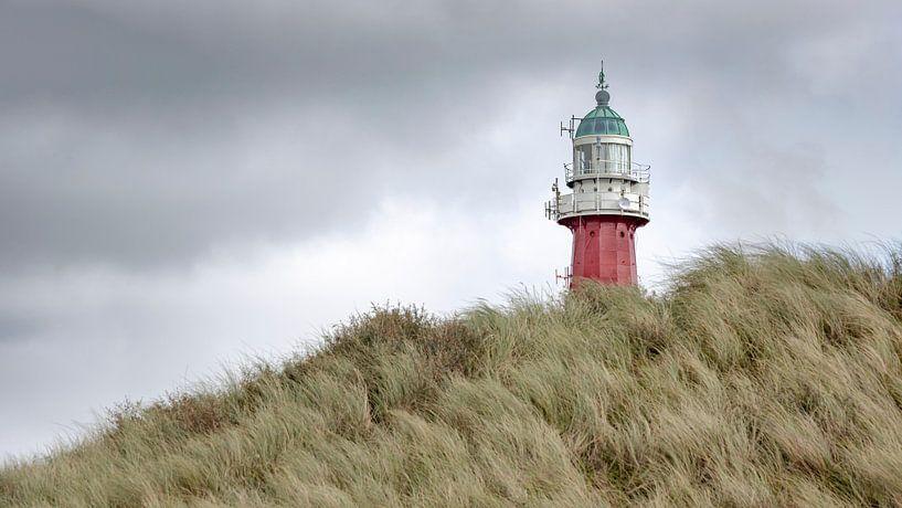 Le phare de Scheveningen sur Edwin Muller