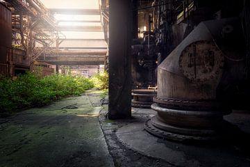 aufgegebene Industrie von Kristof Ven