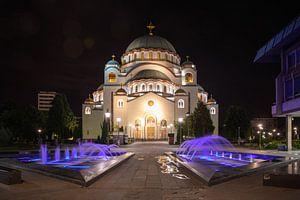 Kirche Sveti Sava van Bojan Radisavljevic