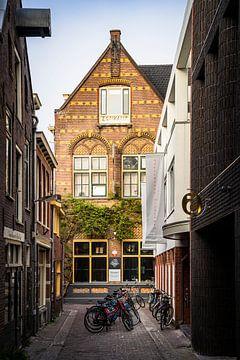 Pintelier Groningen | Spezial-Biercafé | Kleiner gebogener Ellbogen von Hessel de Jong
