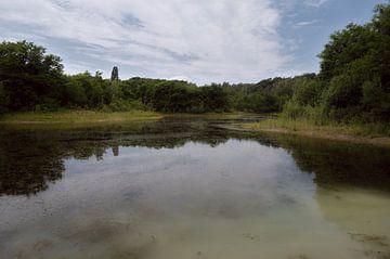 Landschaft 23 von Miriam Duda