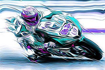 Vollgas auf zwei Rädern 2 von Jean-Louis Glineur alias DeVerviers