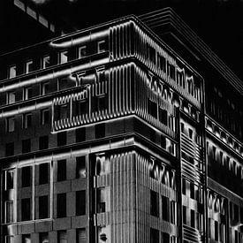 Fenster XXXIII von Maurice Dawson