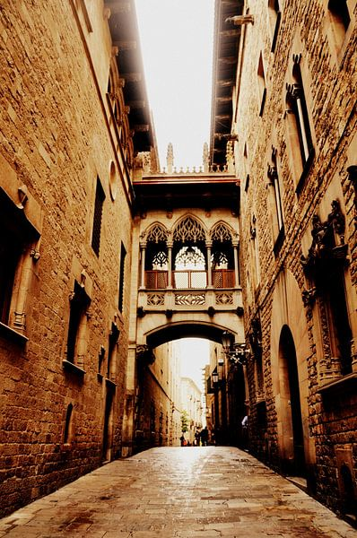 Barcelona / Spanje / Gothic Street