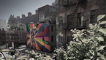 Blick von der High Line    New York van Kurt Krause