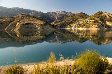 Mountain Reflections Natural Park Sierra de Castril van Cornelis (Cees) Cornelissen