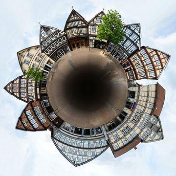Mini Planet de Celle Zöllnerstraße sur Panorama Streetline