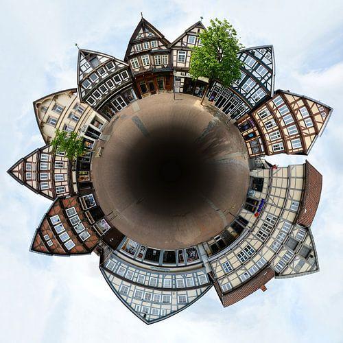 Mini Planet de Celle Zöllnerstraße