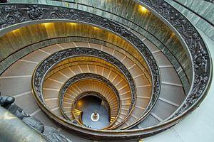 Vaticaanstad trap van