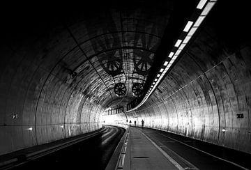 Tunnel vision van Sander van der Werf