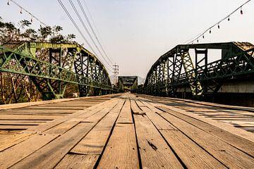 Gedenkstätte Brücke Pai. von Femke Ketelaar