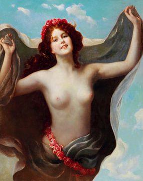 Aphrodite, otto Lingner - 1892 von Atelier Liesjes