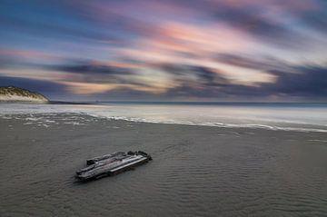 Flotsam van Albert Wester Terschelling Photography