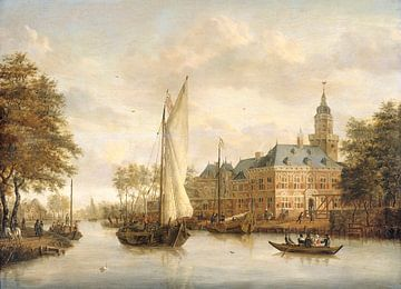 Schloss Nijenrode an der Vecht bei Breukelen, Jacobus Storck