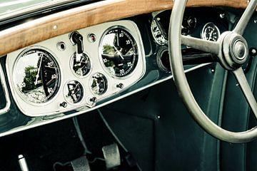 Tableau de bord de Lancia Astura