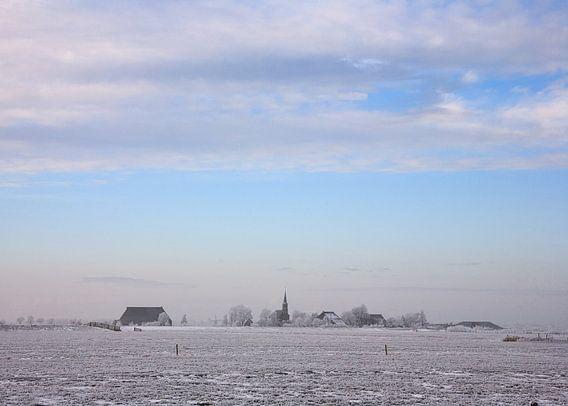 Warstiens in de Winter