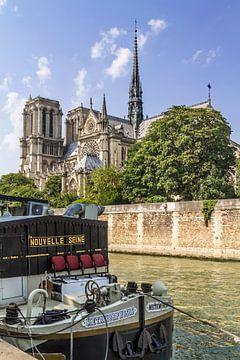 PARIS Cathedral Notre-Dame sur Melanie Viola