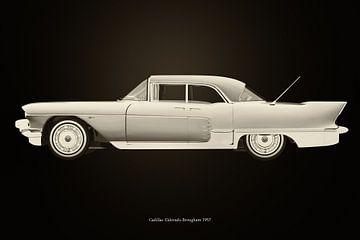 Cadillac Eldorado Brougham gebouwd in 1957