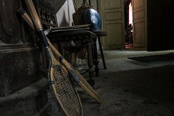 Tennisschläger von Wonderland of Decay