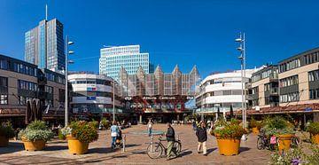 Almere Stationsplein van