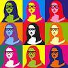 Hipser Mona Lisa van Laurance Didden thumbnail