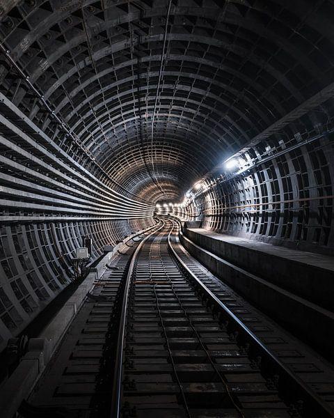 Star Wars-Tunnel von Jeroen van Dam